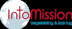 Logo InToMission bol wit